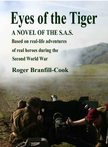 Eyes of the Tiger Book Cover