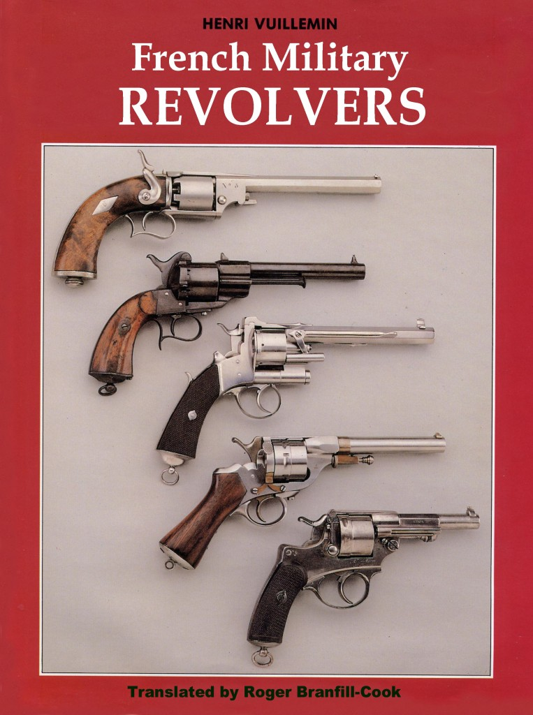 French Military Revolvers Cover