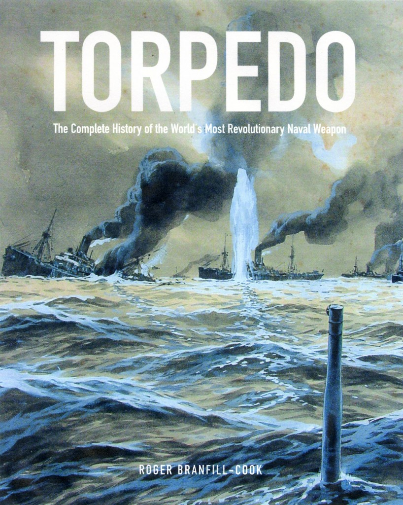 TORPEDO Book Cover