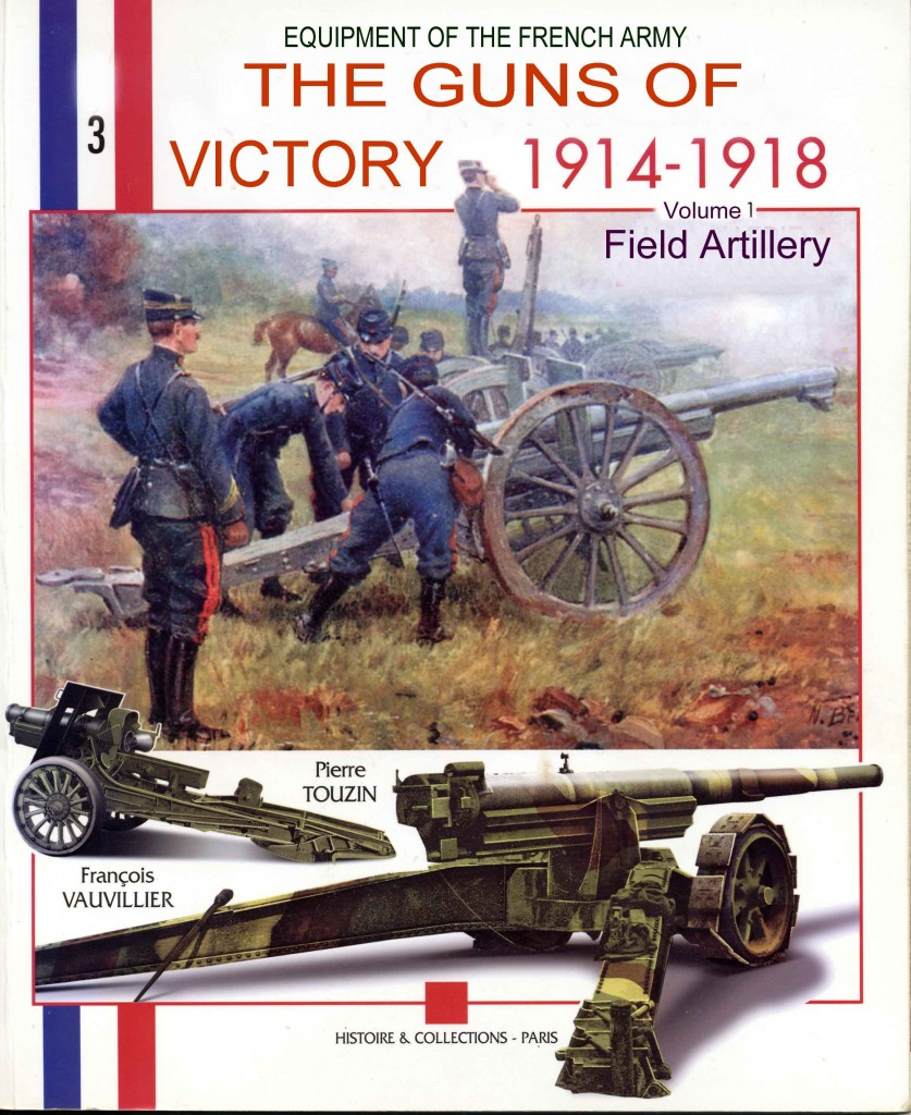 The Guns of Victory Vol I Book Cover English