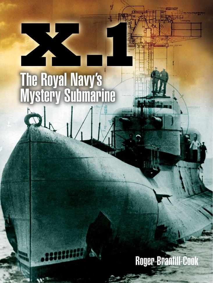 X.1 Book Cover