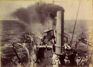 HMS BOOMERANG's torpedo tubes. pre ww1 picasaweb.google.com.