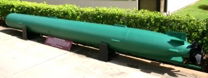 Image 28 A Mark 45 torpedo