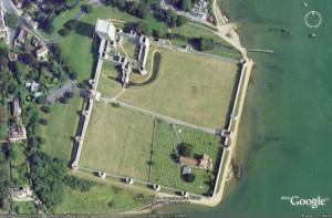 Portchester Castle & Roman Fort