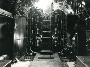 R-Class torpedo tubes