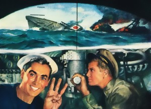 Yamakaze-sinking-by-nautilus-used-in-1943-electric-boat-ad