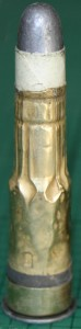 Coiled Brass M-H round